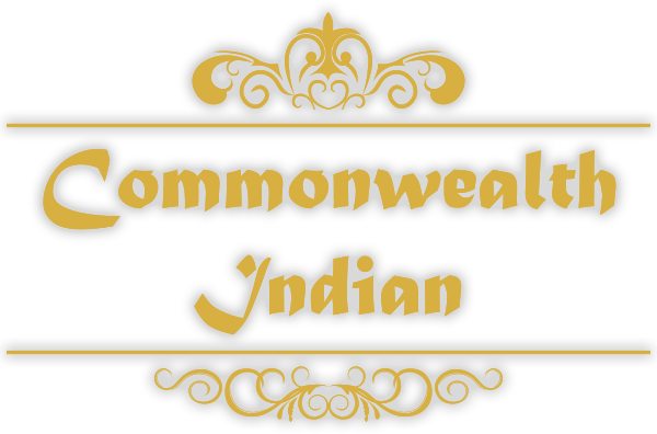 Commonwealth Indian full logo - LUNCH